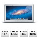 PC Portable Apple MacBook Air (MC968F/A)